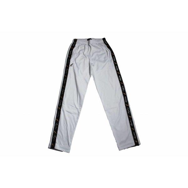 Australian Pantalon Triacetat With Stripe (White) 85057.002 Mens' Sweatpants