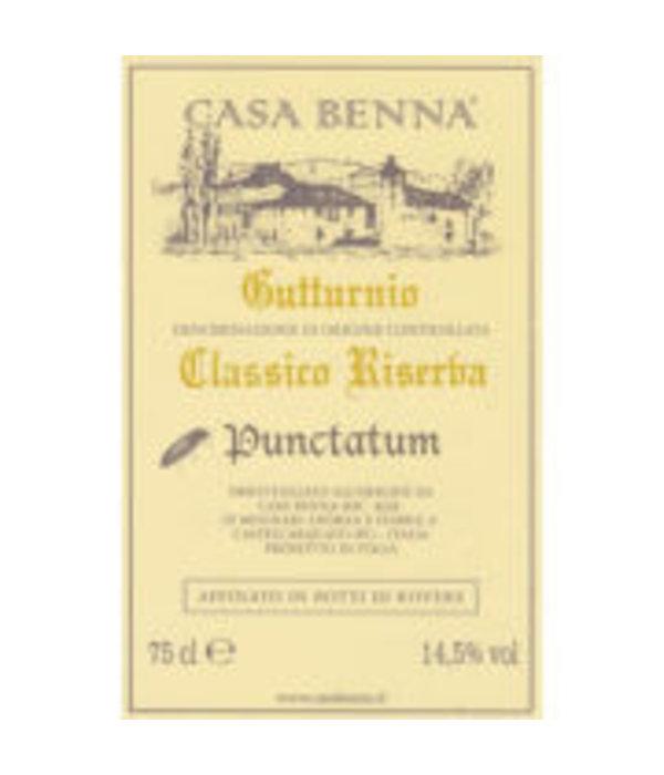 """Casa Benna Gutturnio Riserva Classico Superiore 2015 """"Punctatum"""""""