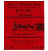 Casa Benna C.P. Bonarda Frizzante 2017