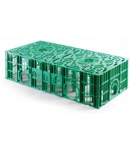 Pipelife Sparc infiltratiebox, 216l, KOMO, PP. lxbxh=1200x600x300mm, klasse D, 400KN