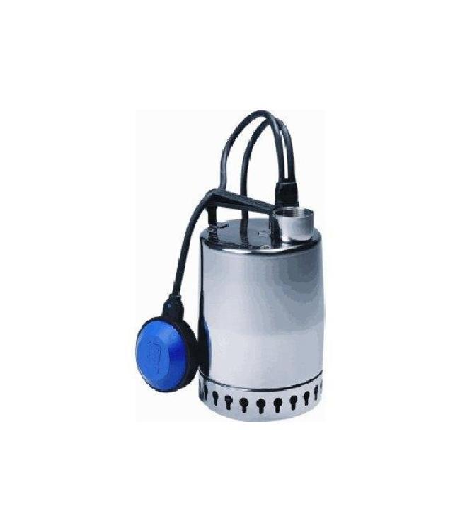 Grundfos Kelder dompelpomp Unilift KP150A1. Max. capaciteit 8,5m3/h, max. opvoerhoogte 5,5m