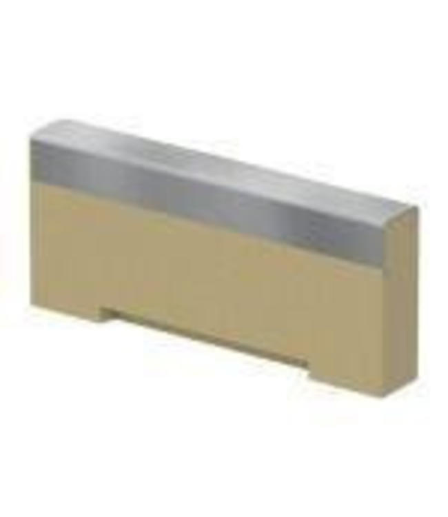 ACO Aco endplate close Multiline HV100S stainless steel type 60