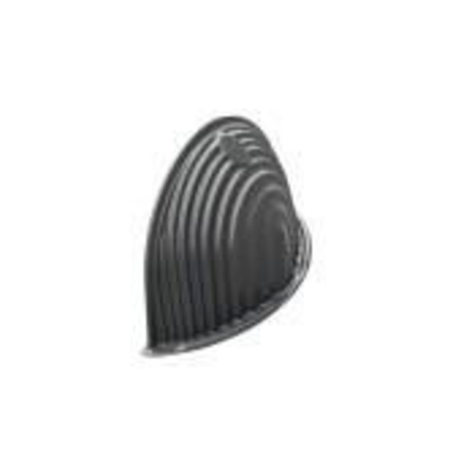 HDPE Drainmax 12T end plate. 100l, connection options 110/160/200 and 315mm