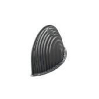 HDPE Drainmax 60T end plate. 100l, connection options 110/160/200 and 315mm