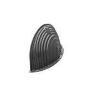 HDPE eindplaat Drainmax 60T. 100l, aansluitmogelijkheid 110/160/200 en 315mm