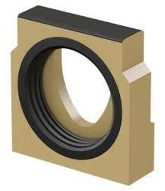 ACO Aco Endplatte offenen Multi V100G 0.