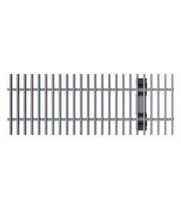 ACO Aco verzinktem Stahl Querriegelgitter Multiline V100, l = 0,5 m, Class B, 125kN