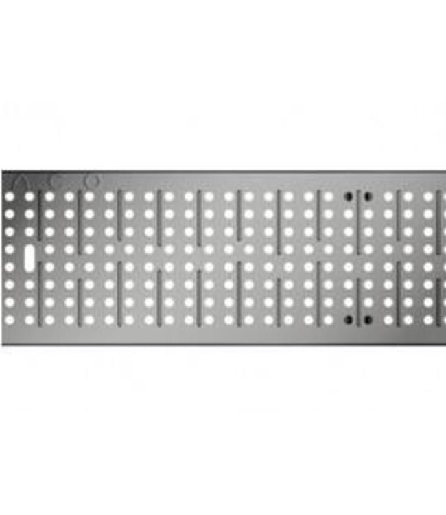 ACO RVS perforooster Multiline V100, l=1m, klasse A, 15KN