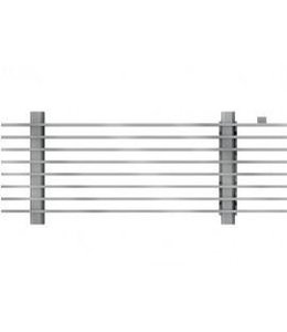 ACO Verzinktstaal langstaafrooster Multiline V100, l=0,5m. Klasse B, 125KN, perforatie 8mm