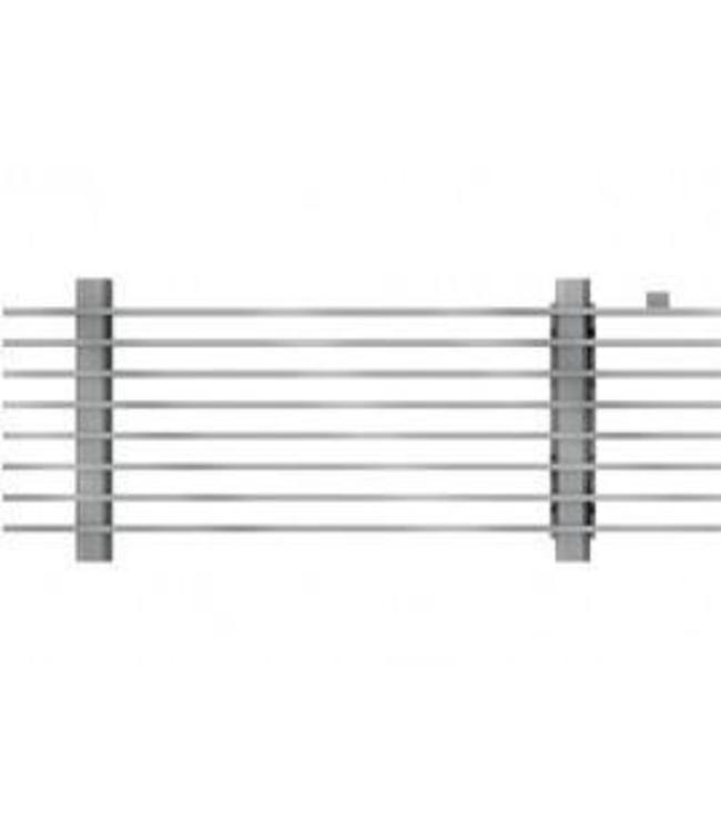 ACO Verzinktstaal langstaafrooster Multiline V100, l=0,5m, 8mm, klasse B, 125KN