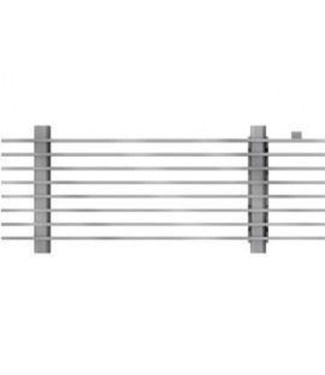 ACO Aco long stainless steel grille Multiline V100, l = 0.5m, 8mm, Class B, 125kN