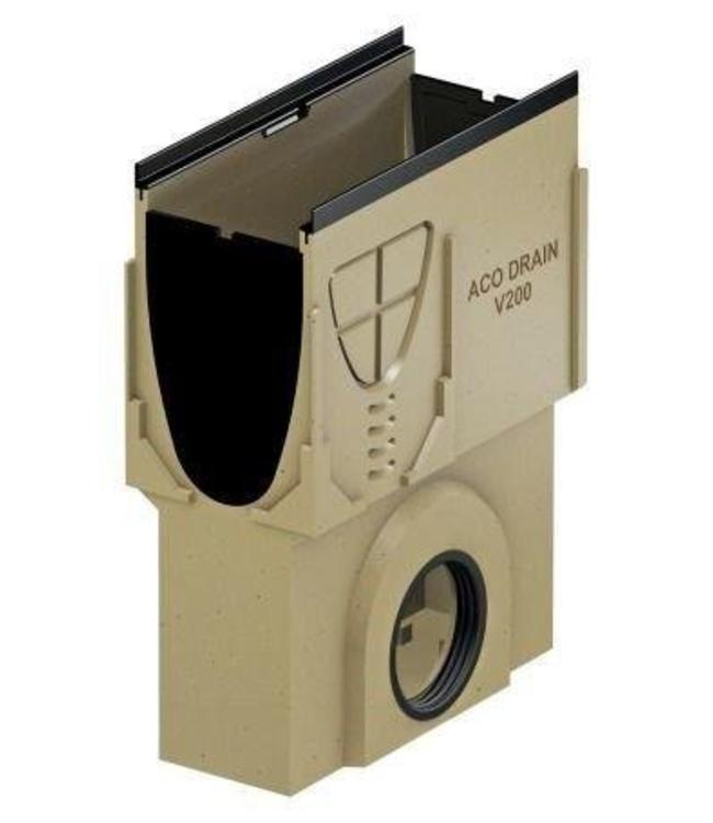 ACO Aco strainer Multiline V200G, outlet 160mm