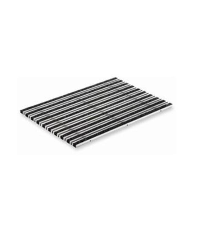 ACO Tapijt- en borstelstroken tbv schoonloper onderbak, 750x500mm