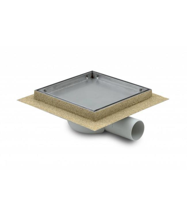Aquaberg Kunststof tegelput type 401620, 200x200mm