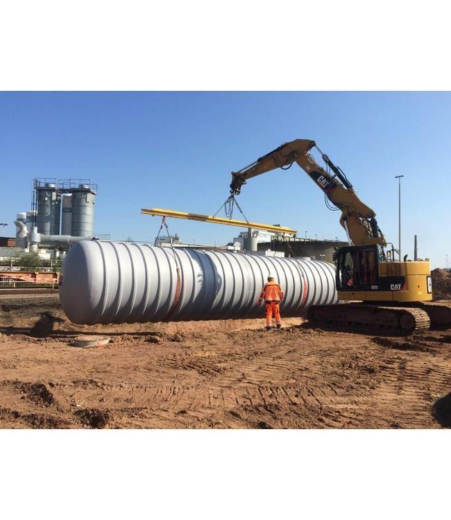 Intewa Ondergrondse buffertank, opslagtank 120.000l