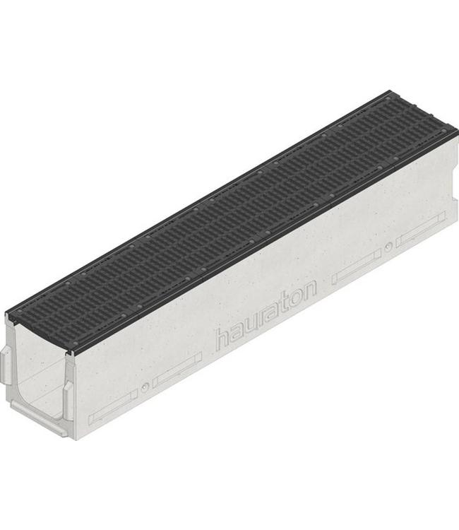 Hauraton Afvoergoot Faserfix TI 400 type 500, l=3m, klasse F, 900KN