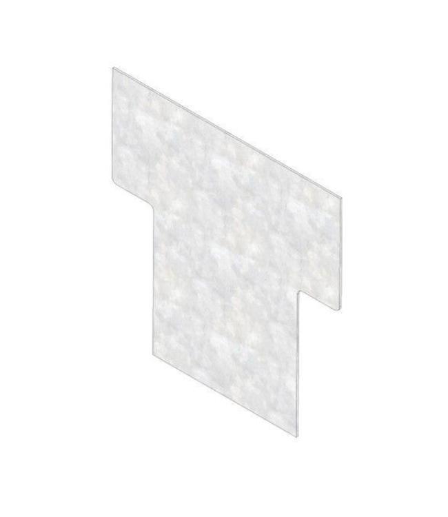 Hauraton Eindplaat dicht Faserfix TI 150 type 200