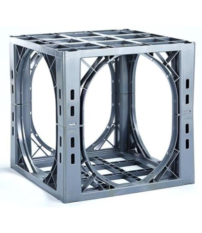 Funke Infiltratiekrat D-Raintank 3000, 216l. LxBxH= 600x600x600mm, SLW60 (zwaar verkeer)