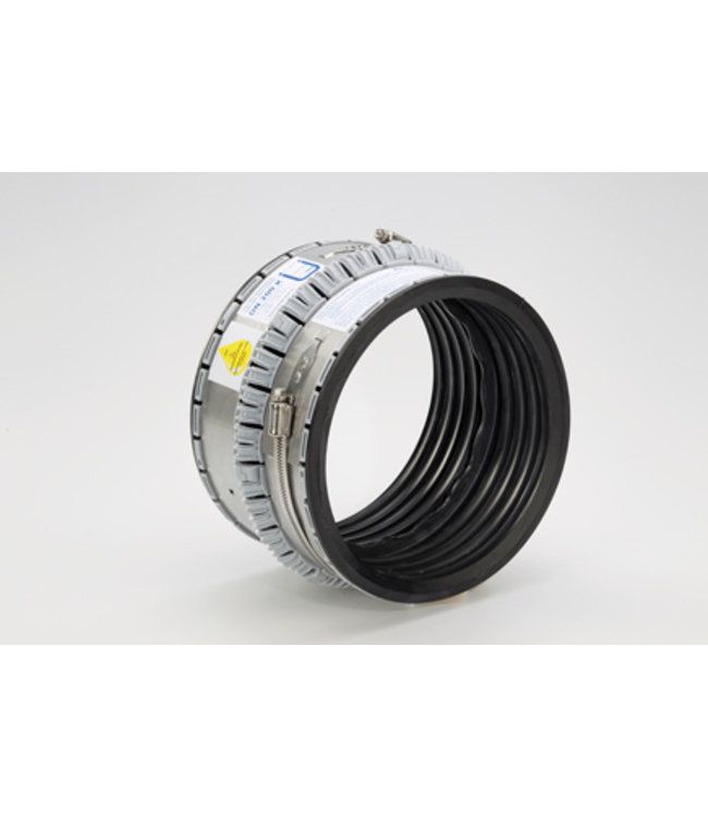 Funke NBR oliebestendige buiskoppeling VPC150OEL. Variabel 160-192mm