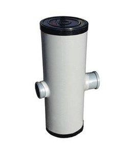 Diederen PVC zandvanger 315mm tbv infiltratie. Incl. losse zeef, aansluiting 125mm