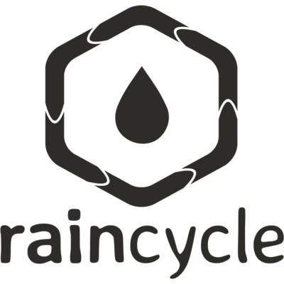 Raincycle Infiltrationsbox 190l mit Geotextil