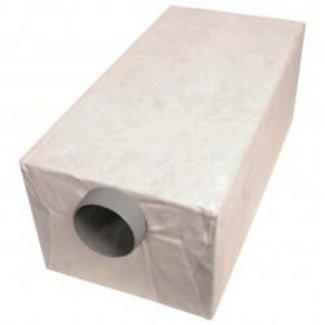 Sparc Infiltrationsbox, 216l, KOMO, mit Geotextil. LxBxH = 1200x600x300mm
