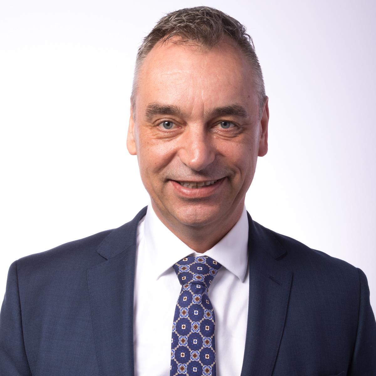 André Westerbeek begint 1 september als accountmanager West-Nederland