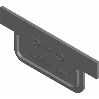 Endplatte geschlossen Recyfix Pro 100 Typ 95. PE / PP