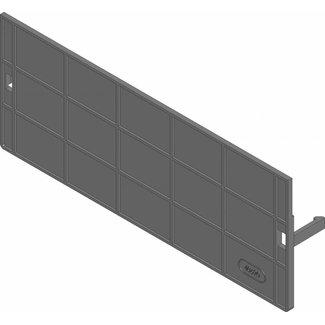 Hauraton Eindplaat dicht Recyfix Pro 200 type 115