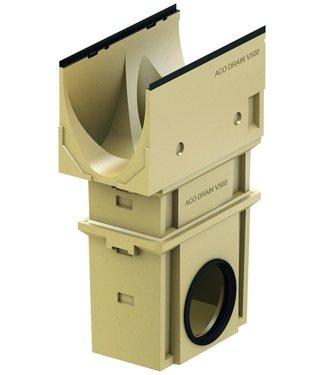 ACO Aco Schmutzfängeroberteil Multiline V500G, LxBxH = 1000x550x590mm