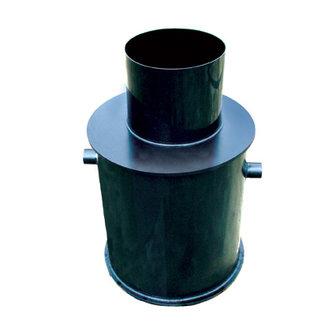 Diederen Fettabscheider mit Schlammfalle HVBO 4. Kapazität 4 l / s, Schlammfalle 400 l