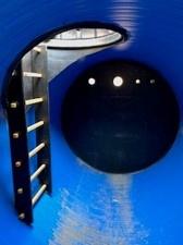 PE-Sprinklertank-Buffertank-Infiltrationstank-Lagertank-Innen