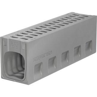 BG Graspointner Draingoot BG-FILCOTEN® ONE 200/0. L=1m. Klasse F, 900KN