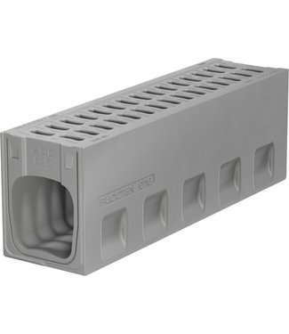 Draingoot BG-FILCOTEN® ONE 200/0. L=1m. Klasse F, 900KN