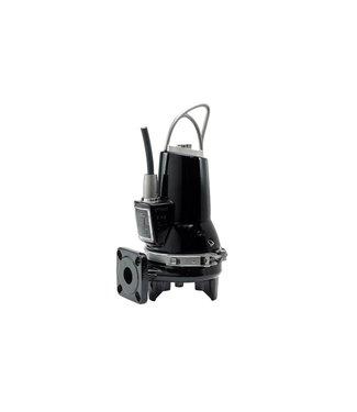 Grundfos Dompelpomp SEG 40.09.2.50B. Max. capaciteit 16m3/h, max. opvoerhoogte 14,4m. 30m kabel