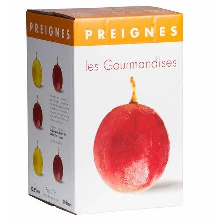 Domaine Preignes Le Vieux Les Gourmandises Selection Blanc 10 liter