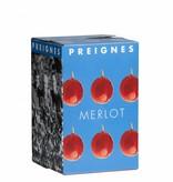 Domaine Preignes Le Vieux Preignes Merlot Rouge 5 liter