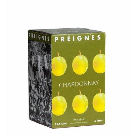 Domaine Preignes Le Vieux Preignes  Chardonnay 5 liter