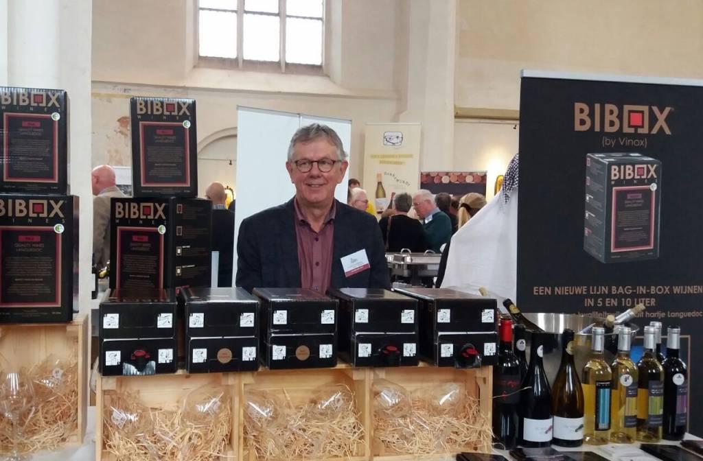 Vinox op wijnfestival 'Lochem met Smaak'