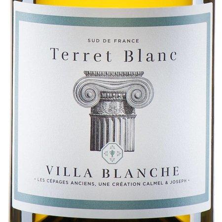 Calmel&Joseph Villa Blanche Terret Blanc 2019