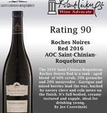 Cave de Roquebrun Roches Noires Rouge 2017