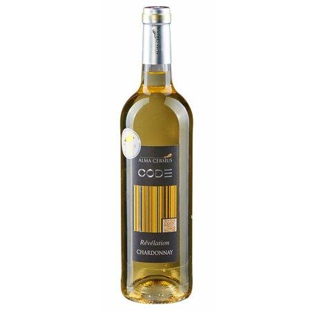 Alma Cersius Code Révélation Chardonnay 2017
