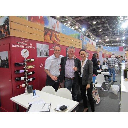Domaine Robert Vic la Source Chardonnay 2017