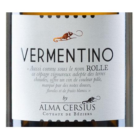 Alma Cersius Vermentino by Alma Cersius 2018