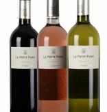 Domaine Robert Vic Probe set Le Petit Pont 5 liter - Rot, weiss und rosé