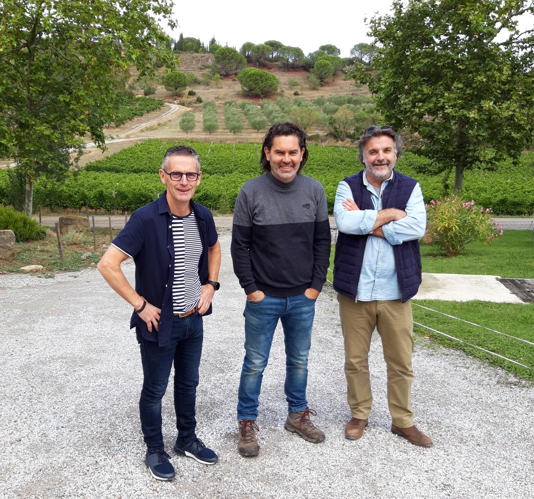 Mooie wijnreis Languedoc