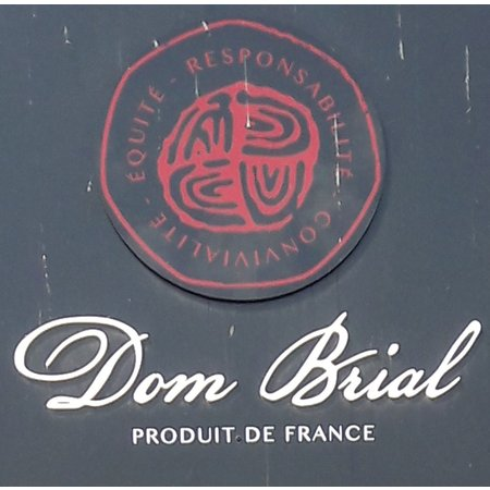 Dom Brial Dom Brial Mirade Blanc 2018