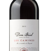 Dom Brial Dom Brial Les Camines Rouge 2018