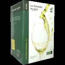 Le Tonnelet  IGP Côtes Catalanes Blanc 5 liter