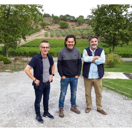 Calmel&Joseph Villa Blanche Marselan 2018